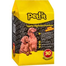 Tapete Higiênico Petfit Premium - 30 Unidades