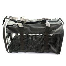 Mala de Transporte em nylon altamente resistente, impermeável, totalmente dobrável, adequada a viagens aéreas