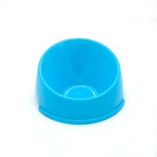 Comedor atóxico em plástico rígido, base anti-derrapante e tratamento anti-microbial