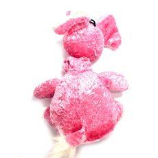 Brinquedo de Pelúcia com som Musical de elefante