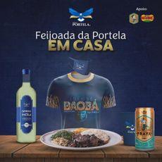 Combo 3 Delivery | Feijoada + Caipirinha + Cerveja + Copo + Camisa do enredo 2021 + máscara anti-covid
