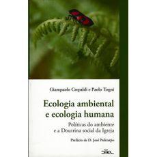 Ecologia ambiental e ecologia humana