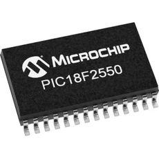 MICROCONTROLADOR  PIC 18 F 2550  28 PINOS - MICROC