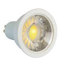 LAMPADA DICROICA LED MR16-GU10 BRANCO QUENTE - INT