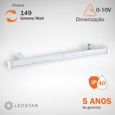 LUMINARIA LED LINEAR LN 115/850 120 1 200-240V4308