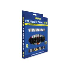 CONJUNTO DE CHAVES MICRO P/MANUTENCAO ELETRONICA