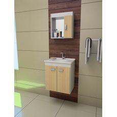 Gabinete para Banheiro Palermo com Espelheira