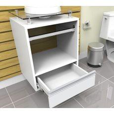 Gabinete para Banheiro com Cuba  Paris 5000