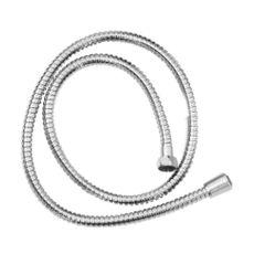 Engate Flexível 180cm Espiralado com fita de Inox para ducha higiência
