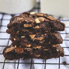 Cookie Triplo Chocolate