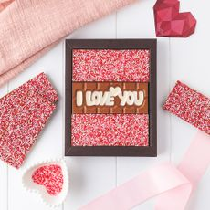 "Tablete Dragée ""I Love You"""