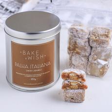 Palha Italiana Caramelo