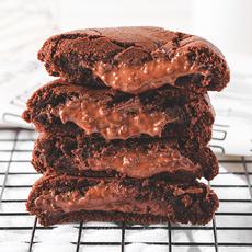 Cookie Chocolate com Ovomaltine Crocante