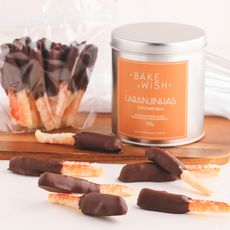 Laranjinhas com Chocolate Belga