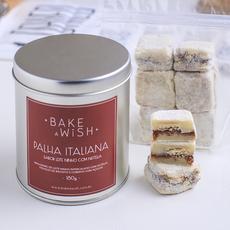 Palha Italiana Leite Ninho com Nutella