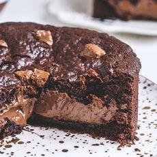 Torta Cookie Chocolate Belga