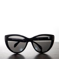 Óculos Olho de Gato - Preto