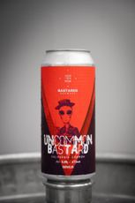 Uncommon Bastard - California Common - 473ml