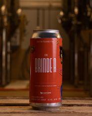 Um Brinde A Elas - Amber Ale com Laranja - 473ml