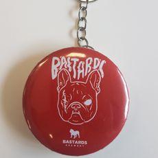 Abridor Chaveiro Dog Vermelho