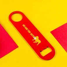 Abridor de Metal - Vermelho
