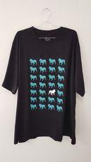 Camiseta Grade de Dogs