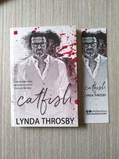 Catfish - com autógrafo da Lynda Throsby + marca páginas + brinde