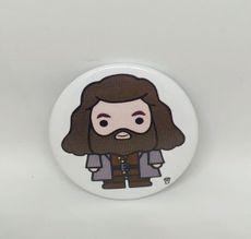 Button - Rúbeo Hagrid