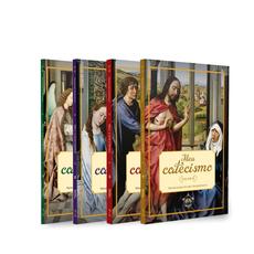 Combo catecismos Infantis (04 volumes)