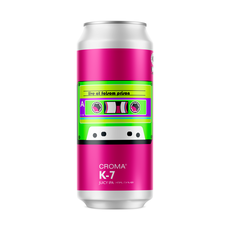 Cerveja K-7 473ml