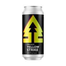 Cerveja Yellow Strike 473ml