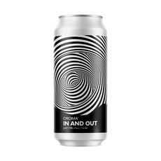 Cerveja In And Out 473ml