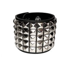 Bracelete Pequeno com Pirâmides (BR013)
