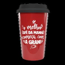 Copo de Café Personalizado Grani Amici