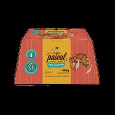 Colomba Pascal com Frutas e Amêndoas Sem Glúten, Sem Lactose, Sem Leite - Grani Amici 400g