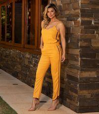 Calça Hala - Amarelo