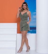 Macaquinho Francine - Verde