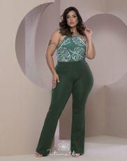 Blusa Heloisa- Verde