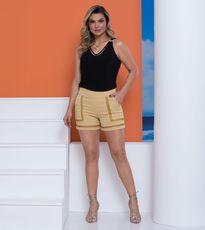 Short Giulia - Mostarda