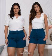 Short Fabiene- Azul