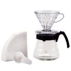 Conjunto Kit Hario V60 Craft Coffee Maker