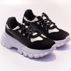 Tênis Vizzano Chunky Sneaker Preto - 1356.101