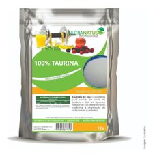 Taurina em Pó 600g 100% Importada