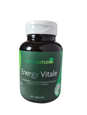 Energy Vitate - Energia física e mental (60 cápsulas)