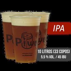 IPA - 10 Litros - Chopp Artesanal