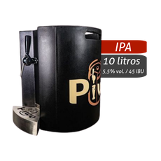 10 Litros - Chopp Artesanal: IPA