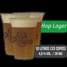 Hop Lager - 10 Litros - Chopp Artesanal