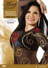DVD. Movimentos Sinuosos e Cadenciados Volume 2 . Rhazi Manat