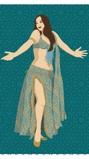 Card . Caixa 4 Elementos . Nadia Gamal