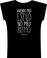 Camiseta . Estilo